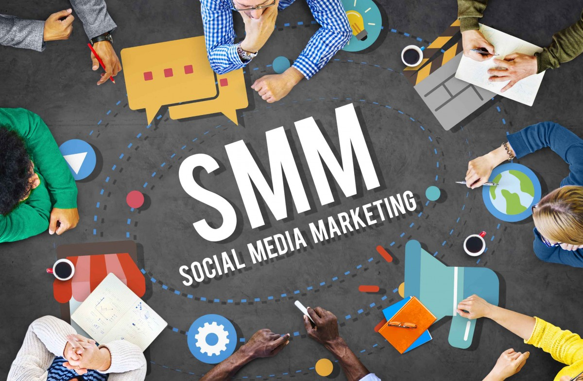 Social media marketing & Its influence in today's business
